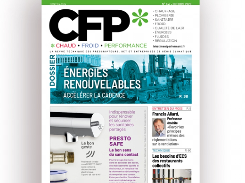 Couv CFP 847