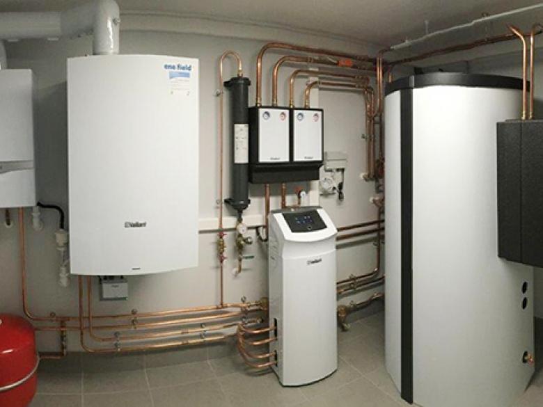 Une pile à combustible a été installée dans une maison alsacienne pour produire du chauffage, de l'ECS et une partie des besoins d'électricité