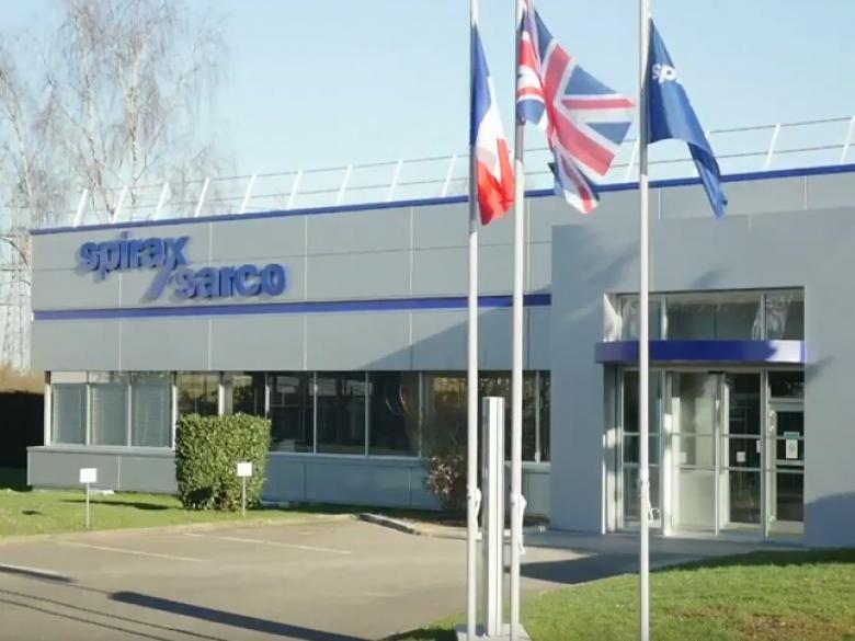 A Trappes dans Les Yvelines, le fabricant Spirax Sarco a inauguré en mai un centre de formation à la vapeur baptisé L'institut technique de la vapeur.